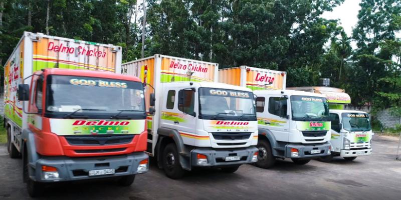 Delmo Chicken & Agro ( PVT) Ltd - Delivery